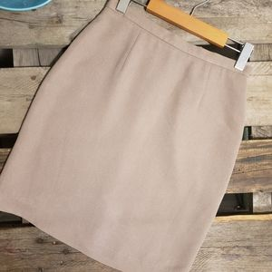 Petite Sophisticate A-line Skirt in size 4